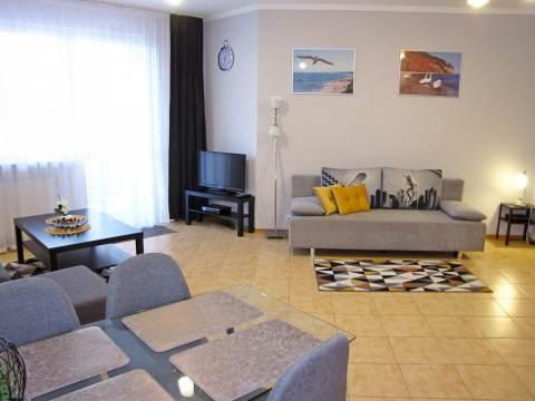 A1-003 - Pobieranie obrazka... Apartament w Kołobrzegu.