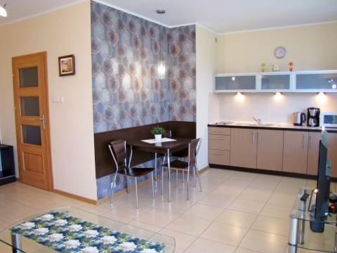 A1-010 - Pobieranie obrazka... Apartament w Kołobrzegu.