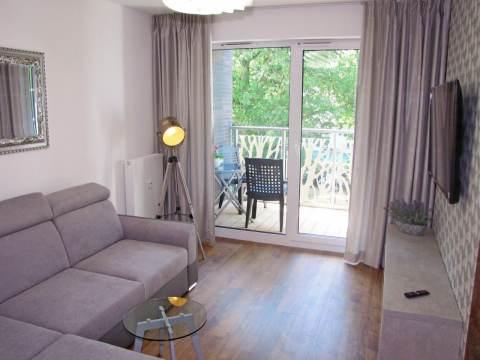 A2-012 - Pobieranie obrazka... Apartament w Kołobrzegu.
